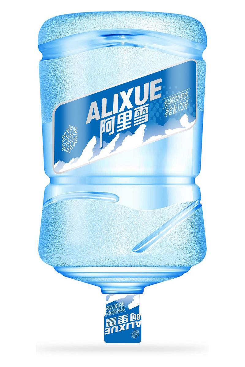 阿里雪包装饮用桶装水